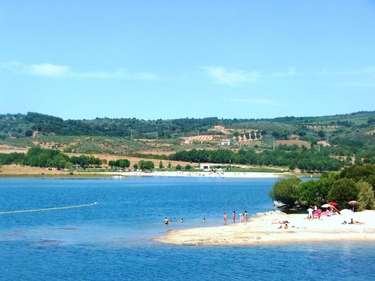 Praia fluvial de Macedo dos Cavaleiros