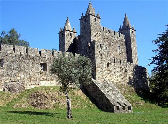 Castelo de Santa Maria da Feira, doce de Santa Maria da Feira