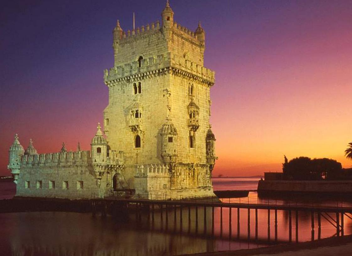 Torre de Belém, doce de Lisboa