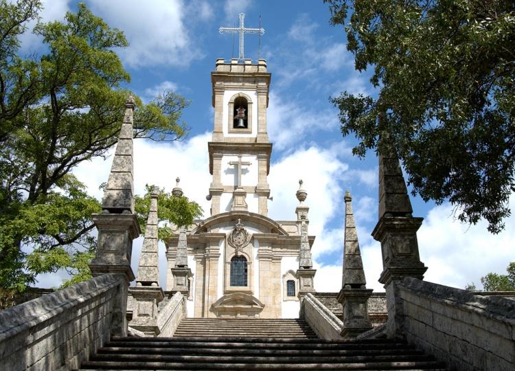 Igreja de Mangualde, doce de mangualde