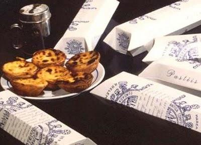 Pastéis de Belém, doce de Lisboa