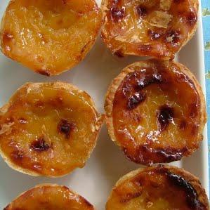 Pastéis de Mangual, doce de mangualde