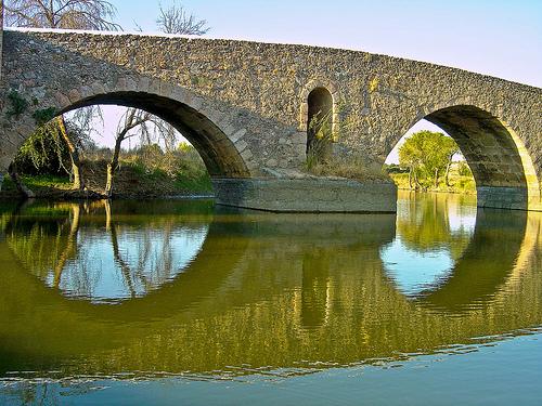 Ponte Romana, doce de monforte
