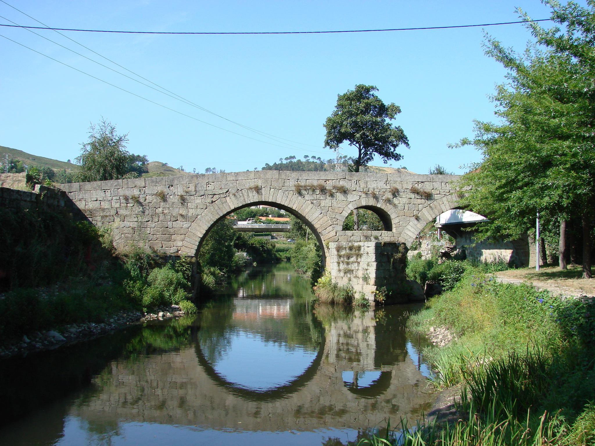 Ponte Romana, Vizela, doce de Vizela
