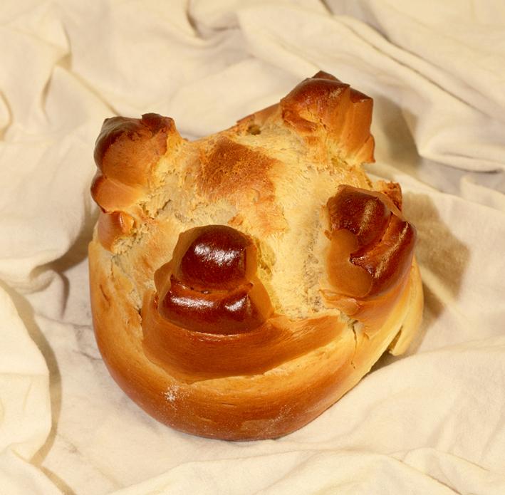 Fogaça, doce de Santa Maria da Feira